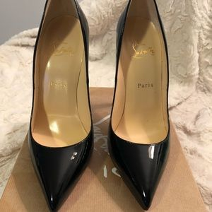 71c4e90bfea0 31% off Christian Louboutin Shoes - Christian Louboutin Pigalle 120 Patent  Calf from Raquel s closet on Poshmark